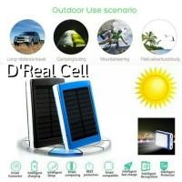 DIY Power Bank Solar Real Capacity 15000 mAh + 20 LED (w/ LGABD11865)