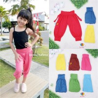 Aladin Polos uk 2-3 th / Celana Balita Bahan Kaos Celana Polos