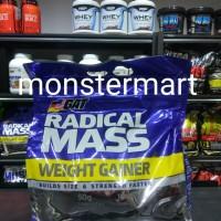 Radical Mass Gainer 10lbs GAT