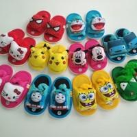 Jual Sandal Anak, Sandal Bayi, Sandal Boneka, Sandal Lucu, Sandal Prewalker Murah