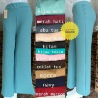 Jual Celana Kulot Wafle Crepe / Kulot Panjang Terbaru / Celana Wanita Lebar Murah