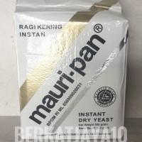 Mauripan Gold Instant Dry Yeast (Lokal) Ragi roti 500 Gram