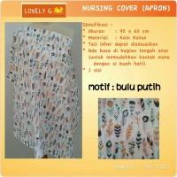 Jual Apron Menyusui /Nursing CoverMerk: Lovely G.Harga Grosir termurah Murah