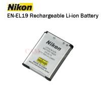 Batere Battery Nikon EN EL-19 untuk Coolpix S32 S33 S100 S4300 S3300
