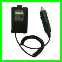 Eliminator Battery Baterai Baofeng UV-5R seri Car Mobil Charger