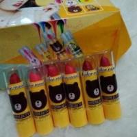 Kiss Beauty color mood magic lipstik