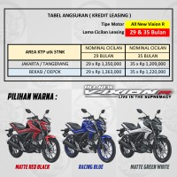 harga Yamaha All New Vixion R Bekasi / Depok Kredit Tokopedia.com