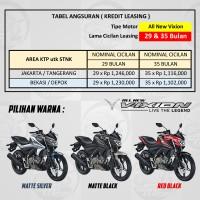 harga Yamaha All New Vixion Jakarta/tangerang Kredit Tokopedia.com