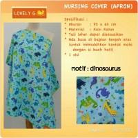 Jual Apron Menyusui /Nursing CoverMerk: Lovely G..Harga Grosir termurah Murah