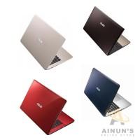 """Asus Laptop 14"""" Intel Core i5-7200U 4GB DOS Resmi ASUS Indonesia"""