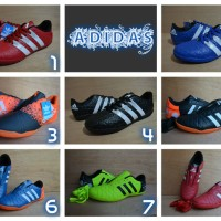 Sepatu Futsal Adidas / Sepatu Bola Pria / Sepatu Futsal / Gocap Store