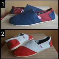 Sepatu Wakai Slip On Cowok . Sepatu Wakai Pria Murah . Gocap Store