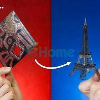 Jual Mainan Miniatur Menara Eiffel Murah