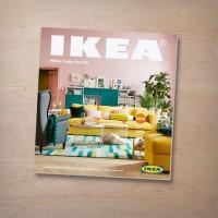 Buku Katalog TERBARU IKEA 2017-2018 Catalogue