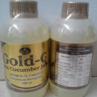 Jual [New] Jelly Gamat / Gold G Sea Cucumber Jely Original 500 ml ( Herbal Murah