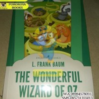 Novel WIZARD OF US (English Classic - Bahasa inggris)