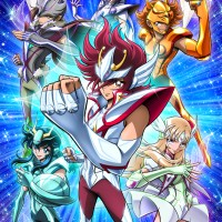 Serial Anime - Saint Seiya Omega
