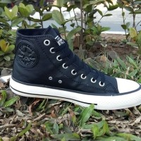 Terlaris            Sepatu Converse Kulit For Man Untuk Pria/Wanita