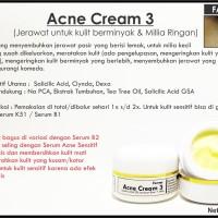 Acne Cream 3 (Jerawat Pasir)