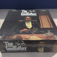 The Godfather: Corleone's Empire Board Game - Ready BNIS
