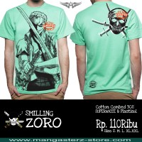 Tshirt One Piece SMILING ZORO