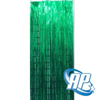backdrop foil / tirai rumbai / foil fringe curtain