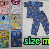 Piyama / Baju Tidur Anak Size M