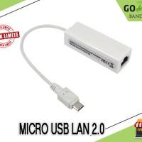 Micro USB to LAN 2.0
