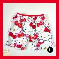 Jual Celana Boxer Anak   Hello Kitty   JSTY (Size L) Murah