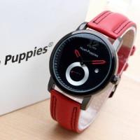 Jam Tangan Hush puppies unisex HB1746 Red
