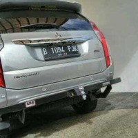 Towing All new pajero full bumper Arb