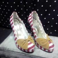 Jual preloved sepatu wanita/ sepatu wanita second/ high heels second Murah