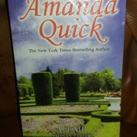 Novel Dastan Affair - Amanda Quick