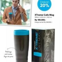 Xtreme Cafe Mug Tupperware X-treme