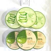 BEST SELLER Nature Republic & The Saem Aloe Soothing Gel Made In Korea