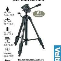 TRIPOD VELBON CX-888 BLACK