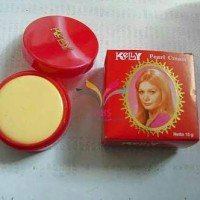 Bedak Kelly Pearl Cream