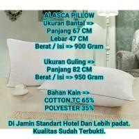 Jual Bantal Tidur Standart Hotel / Bantal Bulu angsa/ Boneka / Bantal leher Murah