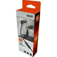 Jual Headphones JBL T110 In Ear With Microphone & Flat Cable 100% Original Murah