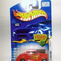 Hot Wheels 40 Ford Coupe 2002 First Editions