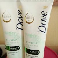 Dove pembersih wajah/ deep oil control facial cleanser