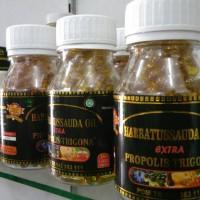 Habbatussauda Oil extra Propolis Trigona 200kps