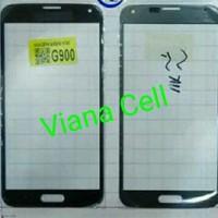 KACA LCD KACA DEPAN KACA TOUCHSCREEN SAMSUNG GALAXY S5 G900 ORIGINAL
