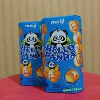 Termurah Loh, Expired Lama!! Hello Panda Milk Flavour / Krim Susu 45gr