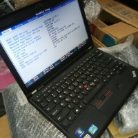 laptop thinkpad x230 core i5 gen ke3 ram 4gb 12 inch murah gan