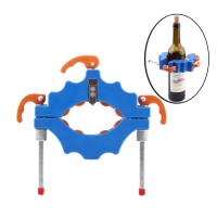 Bottle cutter pemotong botol diy Blue + rubber ring