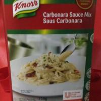Knorr Carbonara sauce mix 750gram | Saus Carbonara
