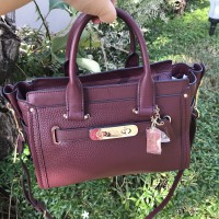 Tas Coach Swagger 27 Red
