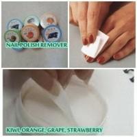 Peralatan kecantikan wanita modern Tissue Penghilang Kutex kuku nail