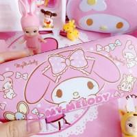 Tempat Kacamata Kulit - My Melody Cute